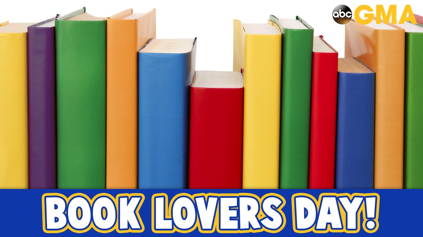 Happy #NationalBookLoversDay! �� https://t.co/hPcQah1IGG