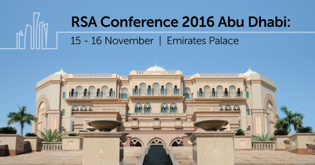The top #infosec conference will be back in #AbuDhabi in a few months! Register now: https://t.co/f10nhUclIo #RSAC https://t.co/SZ4IVJ1o4s