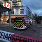 Zwölf Verletzte! | Reizgas in Einkaufszentrum versprüht