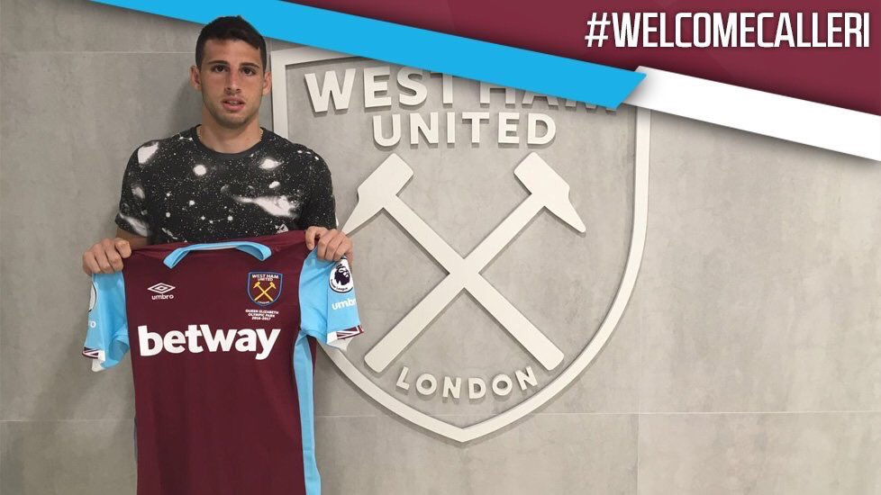 RT @TransferCentreL: DONE DEAL: West Ham have completed the signing of striker Jonathan Calleri on a season-long loan. https://t.co/H2vVJIc…