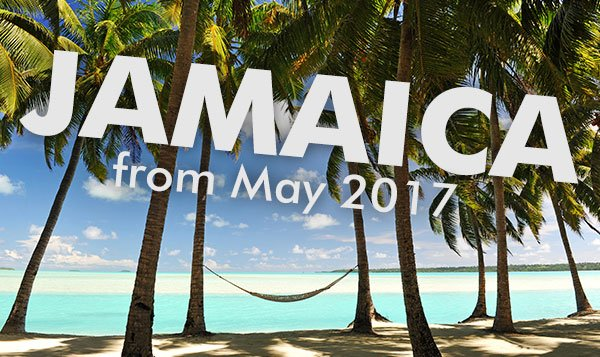 Every day is NationalRumDay in Jamaica! Fly with @ThomsonHolidays from May 2017.