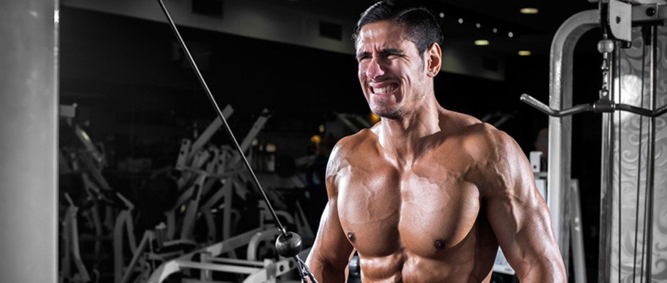 The 7-move tricep workout courtesy of PT @Alex_Isaly
