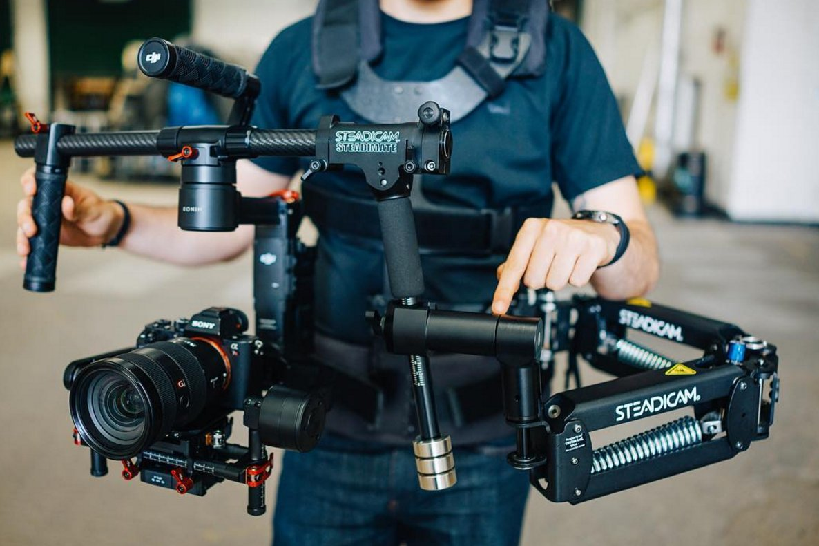 GO BEYOND... The Steadicam Steadimate for #Ronin and #Movi - Coming September 2016. https://t.co/4NjKkTg4nm