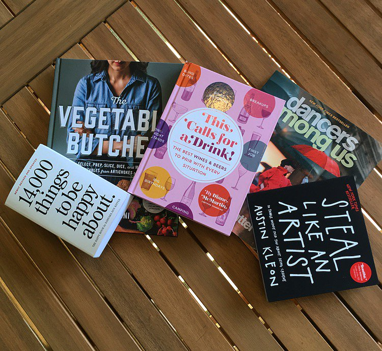 For #NationalBookLoversDay, we're giving away some of the books we love most. RT to be entered for a chance to win! https://t.co/QeESB5YmFW