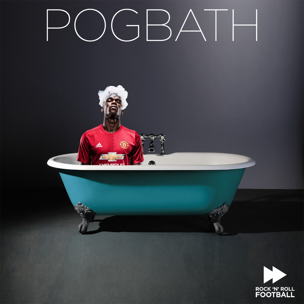 #Pogback  #Pogbath (sorry) https://t.co/q7WoansES8