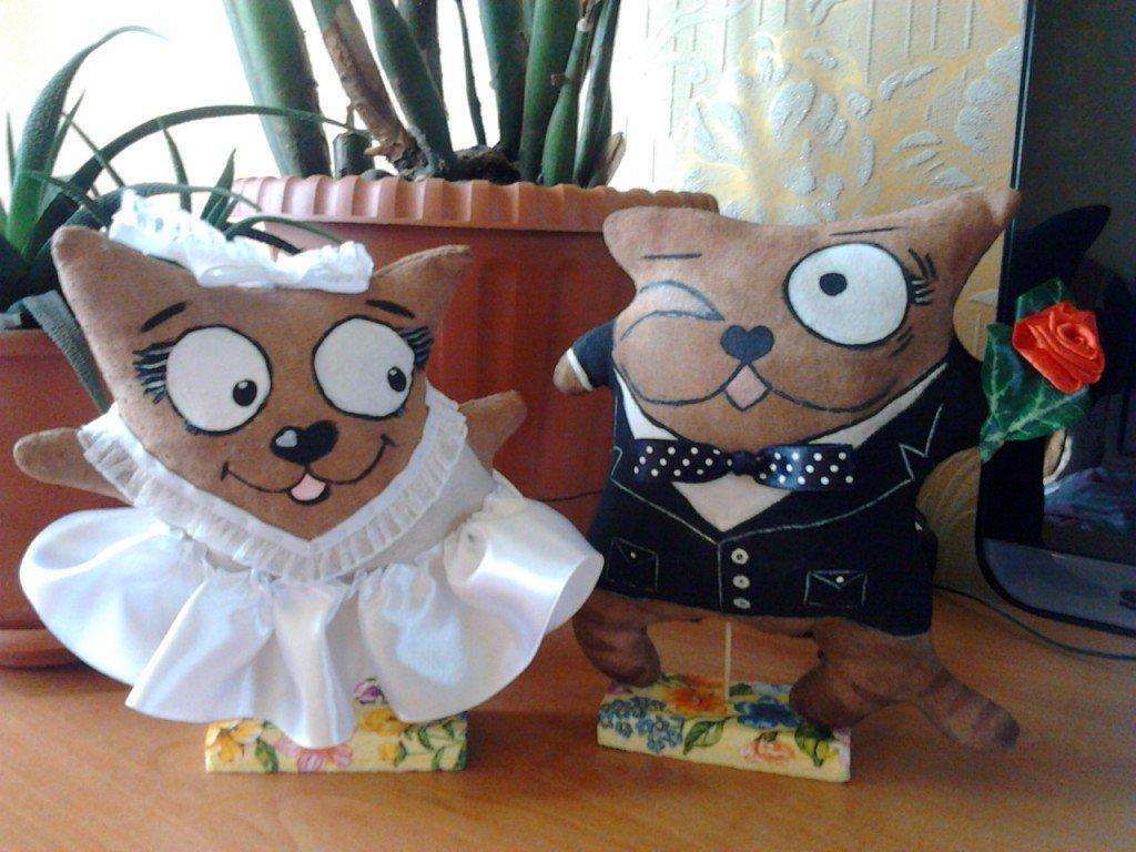 Оригинальный подарок к годовщине свадьбы своими руками