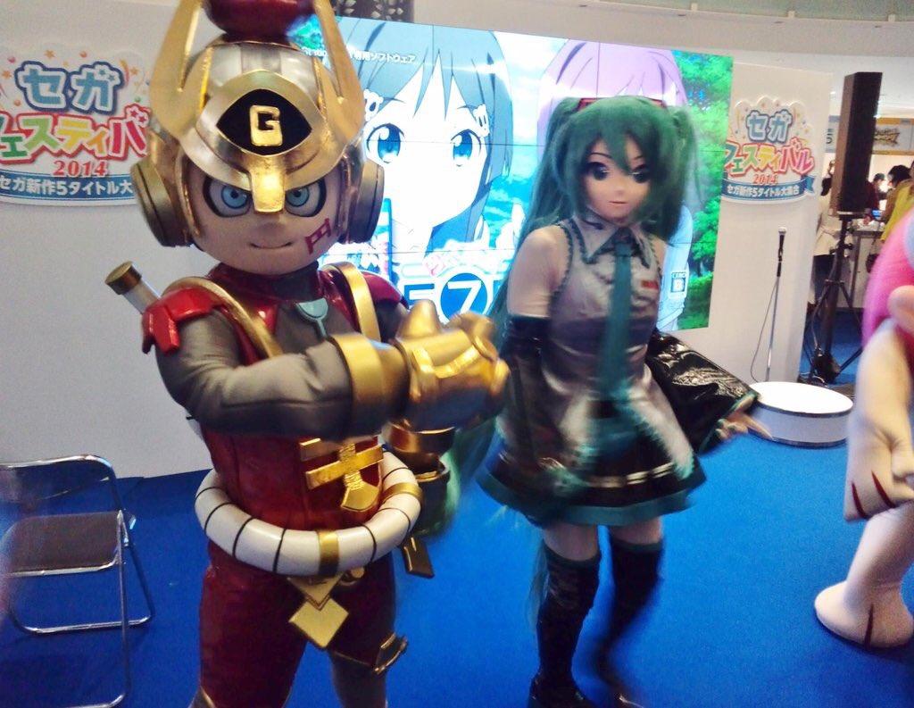 2014年3月1日、大阪の「セガフェステバル」の思い出を振り返っています。セガの最新ゲームの試遊会に、当時未発売だった「