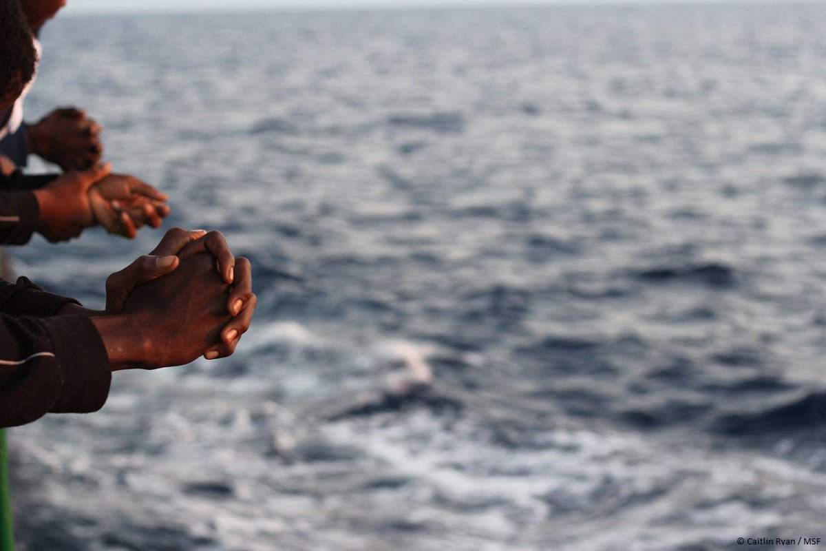 RT @MSF_Sea: Did you know that 3,673 #people have died in the sea this year?