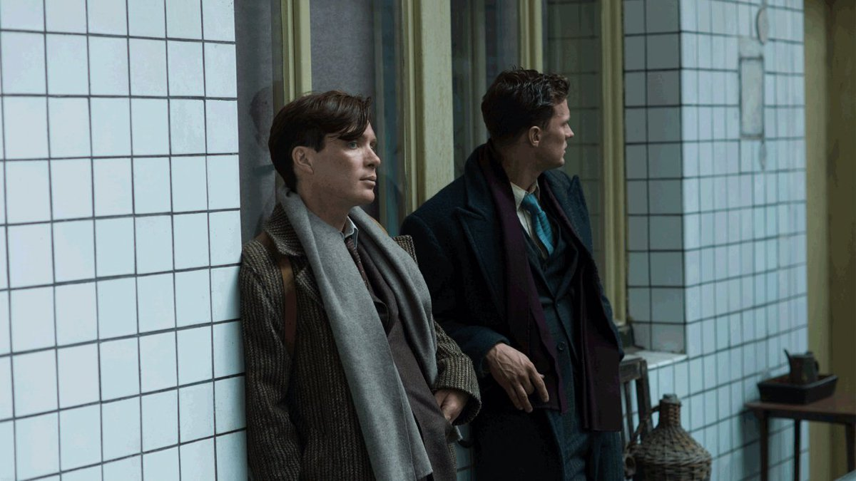 Read our interview with Cillian Murphy about #Anthropoid and working with Jamie Dornan. https://t.co/sRiVJc4YTW https://t.co/FoIvclE6kG