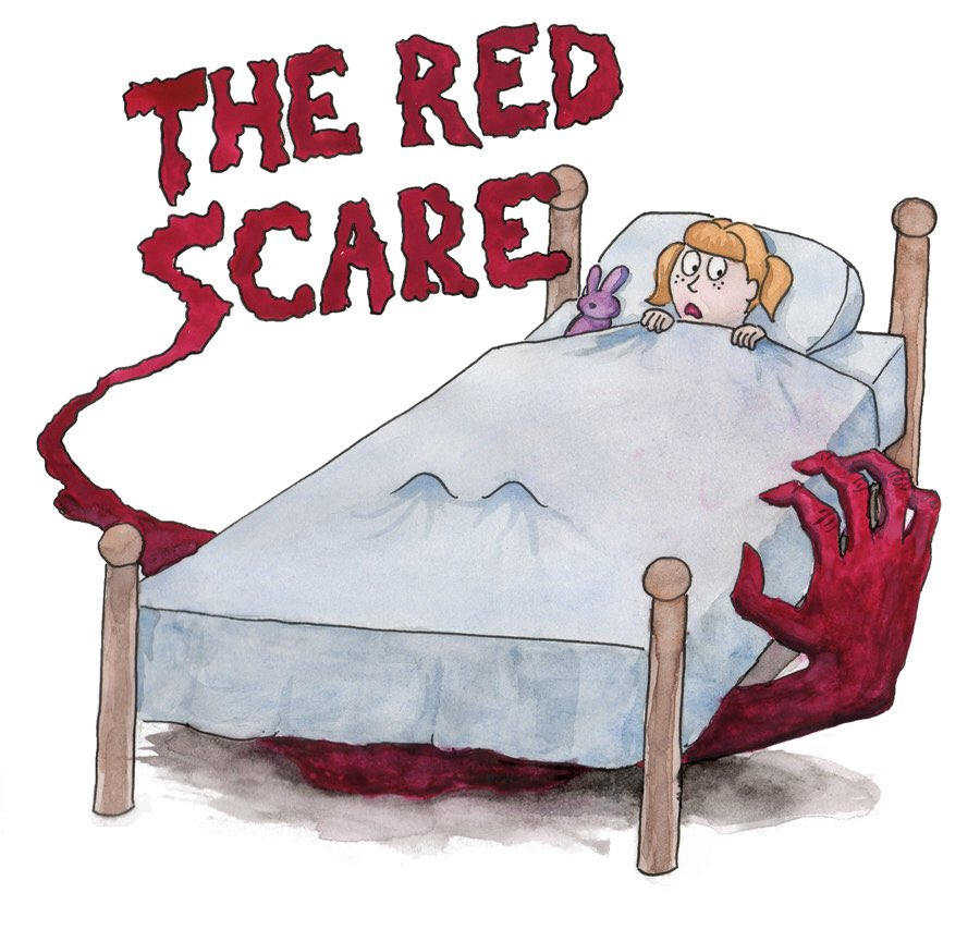 red scare essays Free college essay the first red scare many historians have examined the post-war red scare in 1919-1920, but few have explored the continued influence of the anti-red.