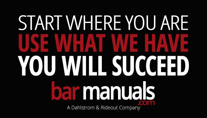 Start Where You Are. Use Our Tools & You Will Succeed in the Bar Business https://t.co/kvxYeLj4r1 @Preston_Rideout https://t.co/Ho97B8a2tt