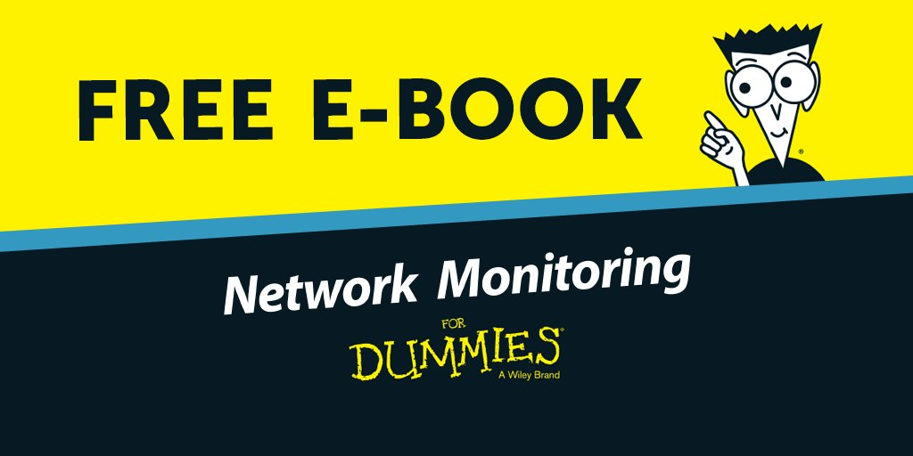 It's survival of the smartest out there! Stay ahead of network issues with this FREE eBook: https://t.co/UXDHTkwN1r https://t.co/0FAIzrQo0d