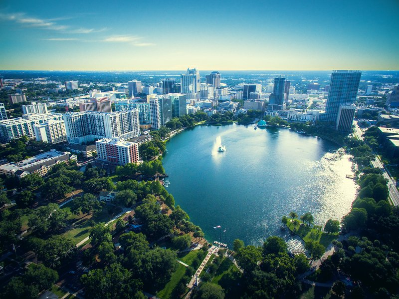 Fly to Orlando @MCO, starting at $88: