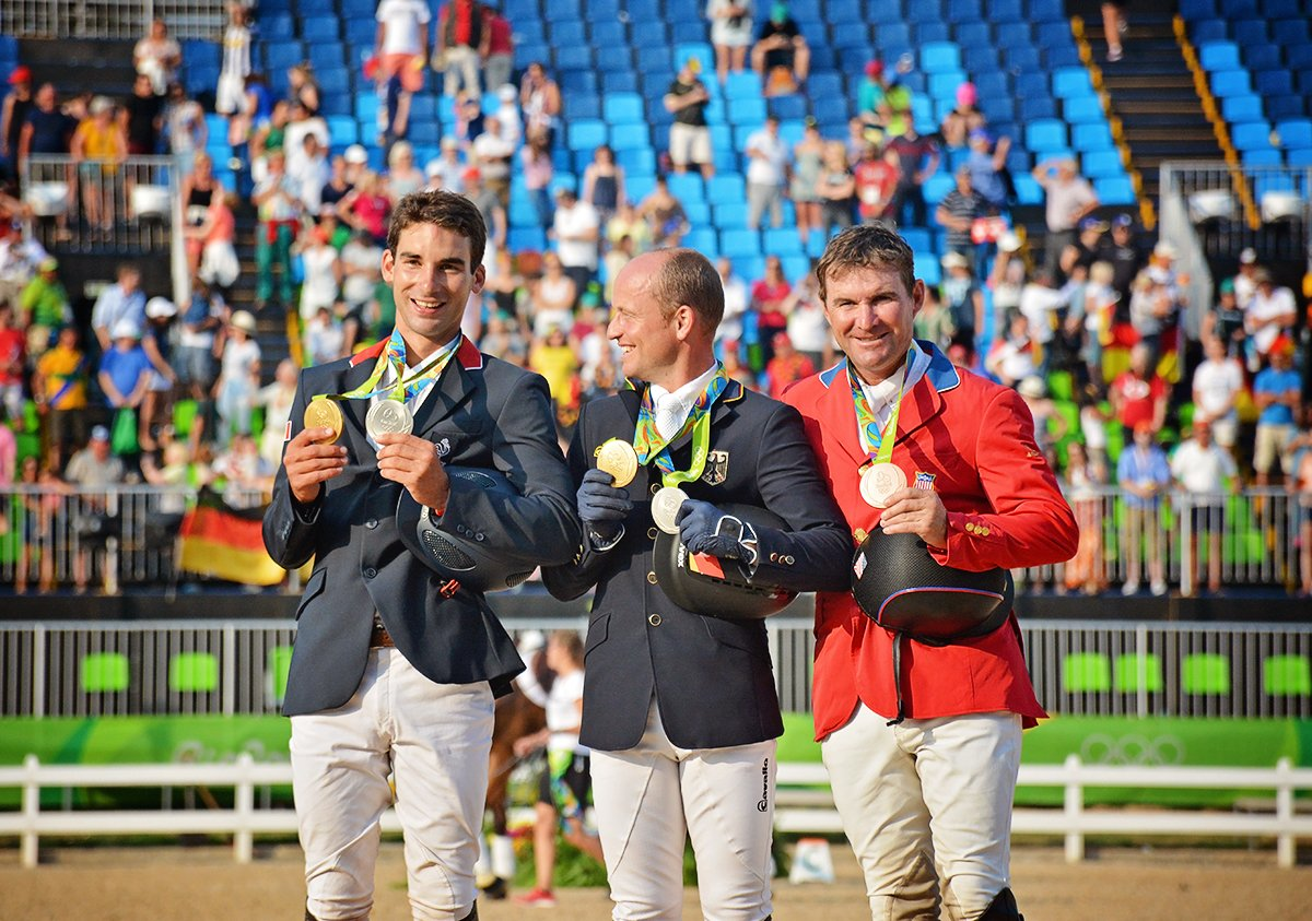 Congrats to the individual medalists at #Rio2016! We are so proud of @DuttonEventing & Mighty Nice for #Bronze https://t.co/xuB4LwA9xv