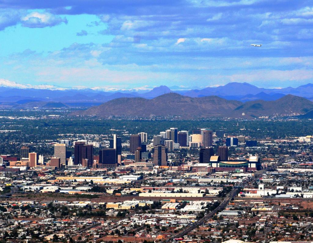 Phoenix, we have 4 new routes for you! ✈�