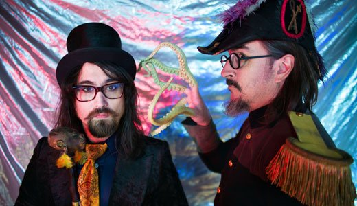 RT @premierguitar: New! @seanonolennon and Les Claypool @primus discuss collaborating on their new album: https://t.co/BHnrG8JUvh https://t…