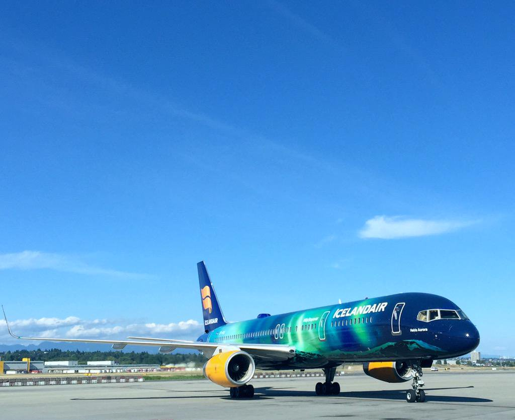 This week's YVR Travel Deal via @clairenewell flies to incredible Iceland on @icelandair: