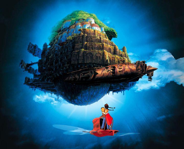 「天空の城ラピュタ」のモデルとなった「ベンメリア遺跡」?空に浮かぶ島のモデルとなったといわれています