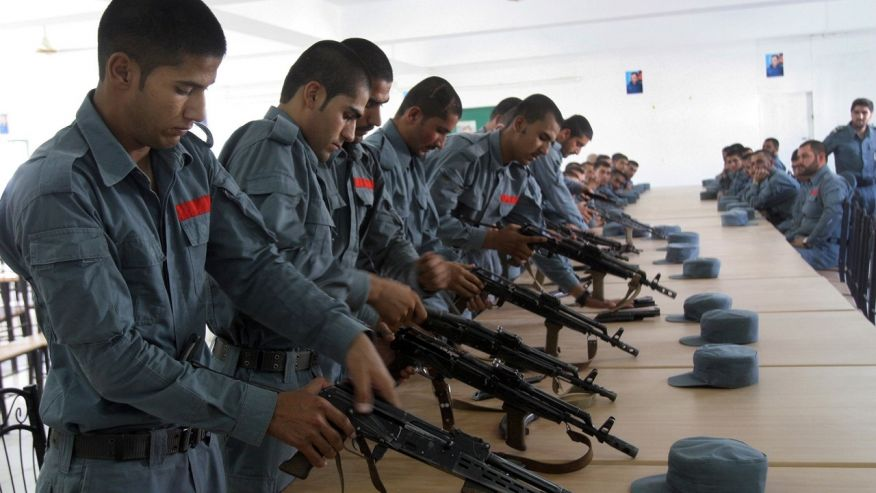Taliban could take capital of Helmand Province, Afghan officials warn