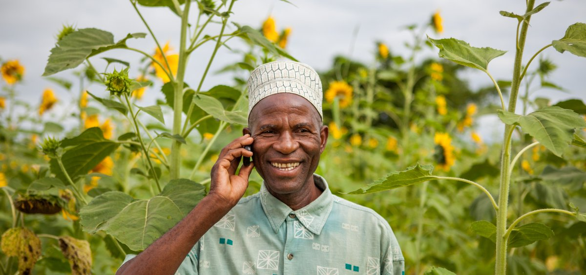 Four ways #digitaltechnology is transforming #farming in #Africa https://t.co/P6C4eScDv8  #ICT4Ag https://t.co/3nI56h8IMc