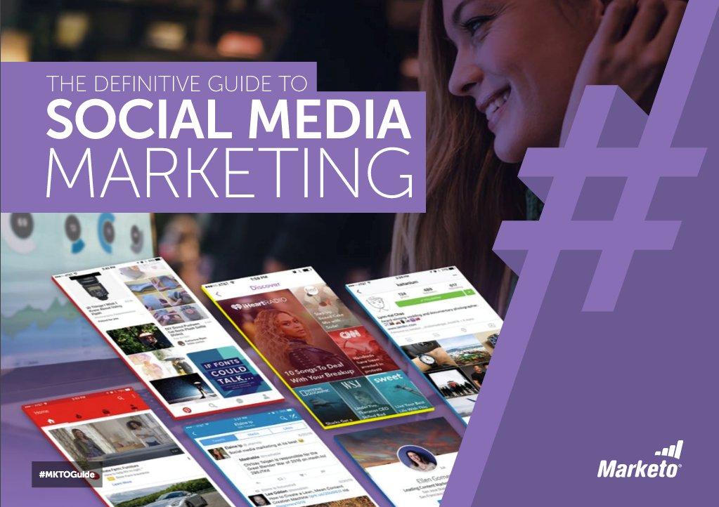 It's a social world. Here's how to win in it! https://t.co/GiBxOrgjyt #MKTOguide #socialmediamarketing https://t.co/m2K8PnkS4N