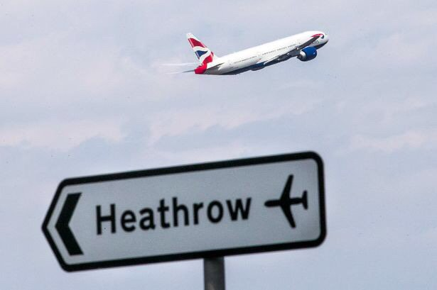 Heathrow Airport 'workers' arrested over scam involving airside security