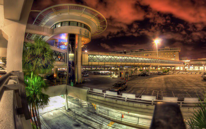 Shooting at Miami International Airport Leaves Two