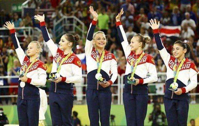 4-ый день Олимпиады. 3 золотые медали, 6 серебряных и 3 бронзовые! Ура! Россия вперёд! ????????  https://t.co/oUq9VeCVgz https://t.co/EqwklP7pPu