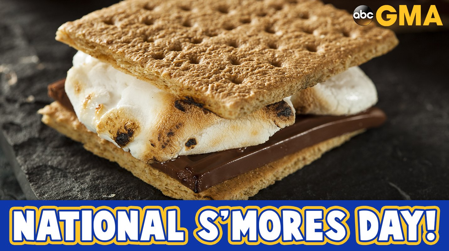 Happy #NationalSmoresDay! https://t.co/CZpdwkoTeW