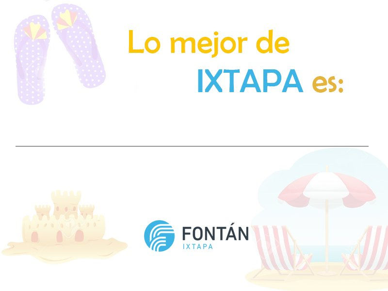 Fontan_Ixtapa photo