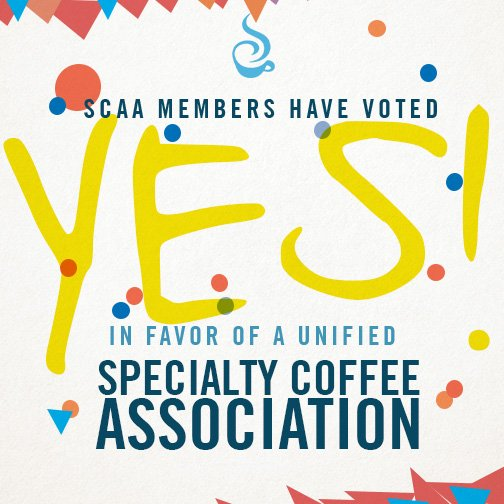 Thank you to all #SCAA members who cast their vote! https://t.co/LgLs64ANs8 #itsayes #Unification #SCAA #SCAE https://t.co/OA2jSKJ9hO