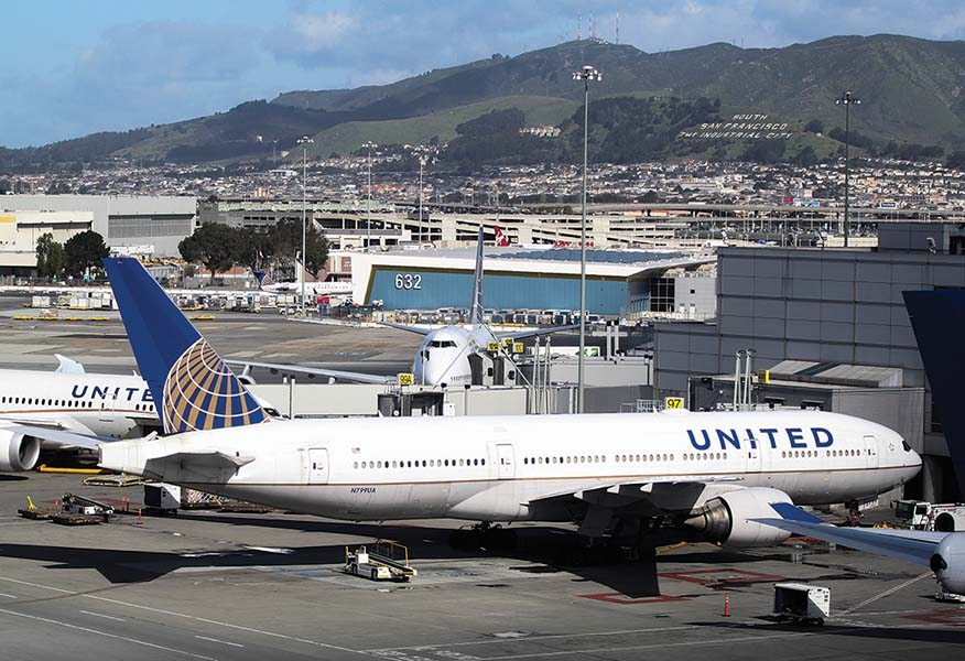 RT @sfexaminer: .@flySFO hosts record number of passengers via @MKxPayne