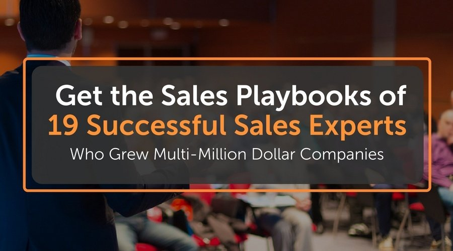 #InboundSalesDay 2016: Get the [Sales Playbooks] of 19 Successful Sales Experts @HubSpot  https://t.co/4Ge3nDjmKL https://t.co/uFdlIgH6Ya