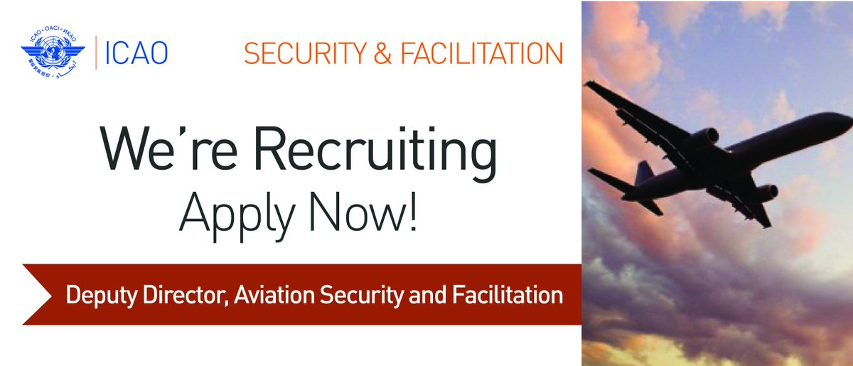 HIRING: Deputy Director, Aviation Security and Facilitation