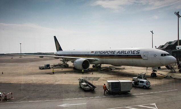 Woman sues Singapore Airlines after claiming spilled drinks caused her arthritis