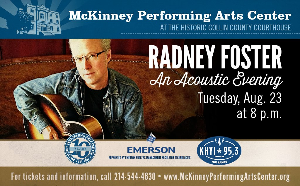 Upcoming concerts include @SawyerFrdrx and @RadneyFoster   Get tickets now: https://t.co/LuEMuCPK4X https://t.co/hTFapU9g0M
