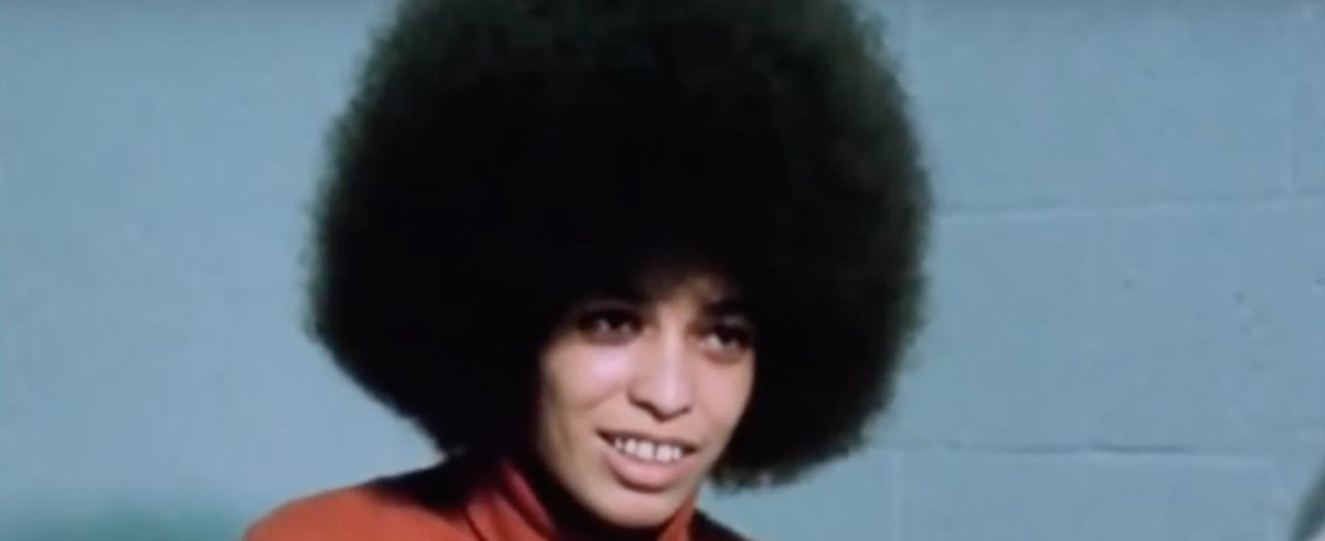 Angela Davis to exec produce her own biopic, written by her Pulitzer Prize finalist niece https://t.co/tvuIYFqz1q https://t.co/dSKm1DXcBh