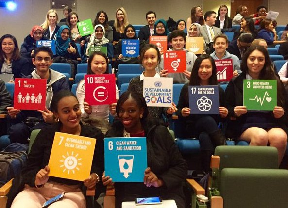 This year, #YouthDay is about achieving 2030 Agenda for Sustainable Development https://t.co/A7TZondDIt #GlobalGoals https://t.co/v5Ot5fSNUI