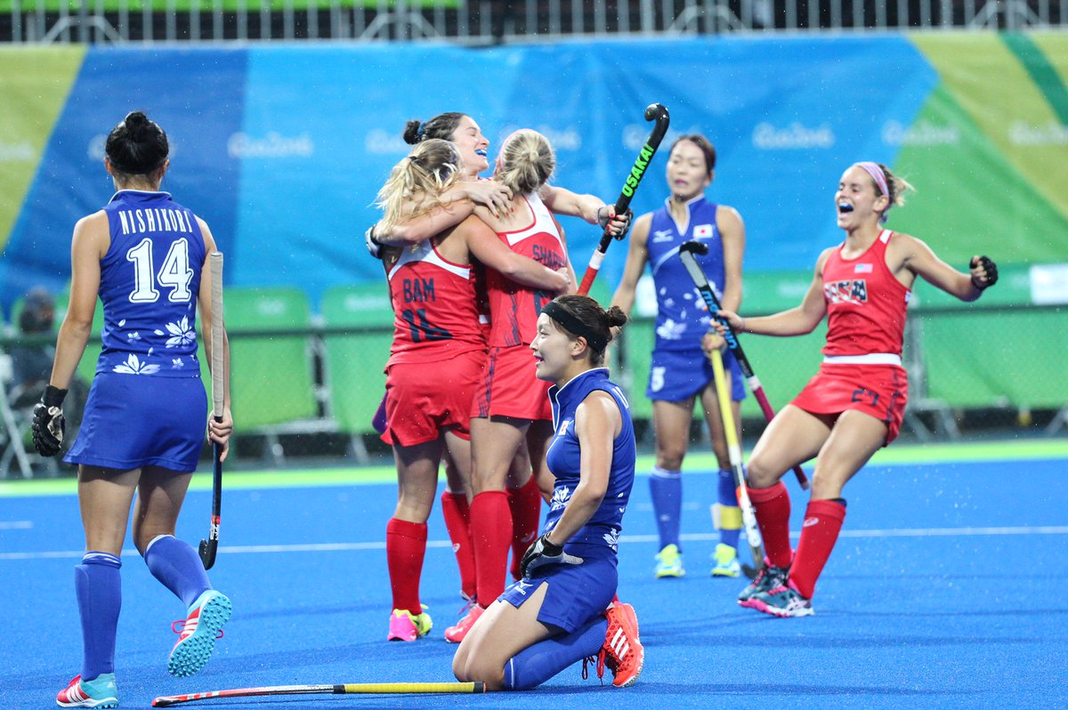 Final match report: USA 6, JPN 1 #Hockey #Rio2016 #ChasingTheDream https://t.co/Bsev7gIOhq