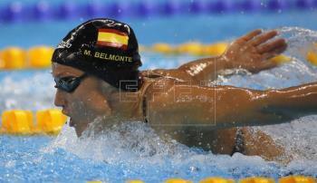 .@miss_belmont conquista un oro histórico y contagia orgullo y optimismo a la delegación española. https://t.co/2VaPKpr5A6