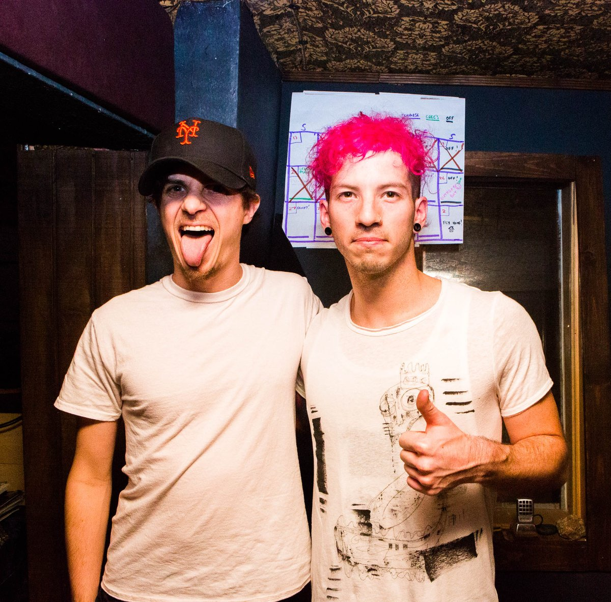 Thanks @joshuadun for cøming in to crush it on Midnight Heart! photos by @photostills https://t.co/wy9JXsvBAJ