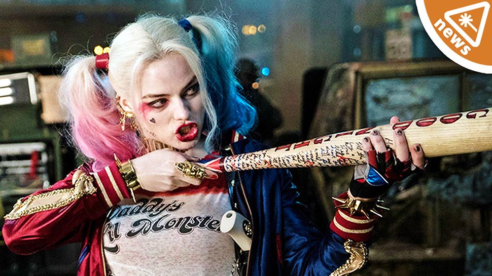 Is a #HarleyQuinn solo flick in the works at DC? On today's #NerdistNews: https://t.co/TJcU0dBt00 https://t.co/iJmlz0ZNdP