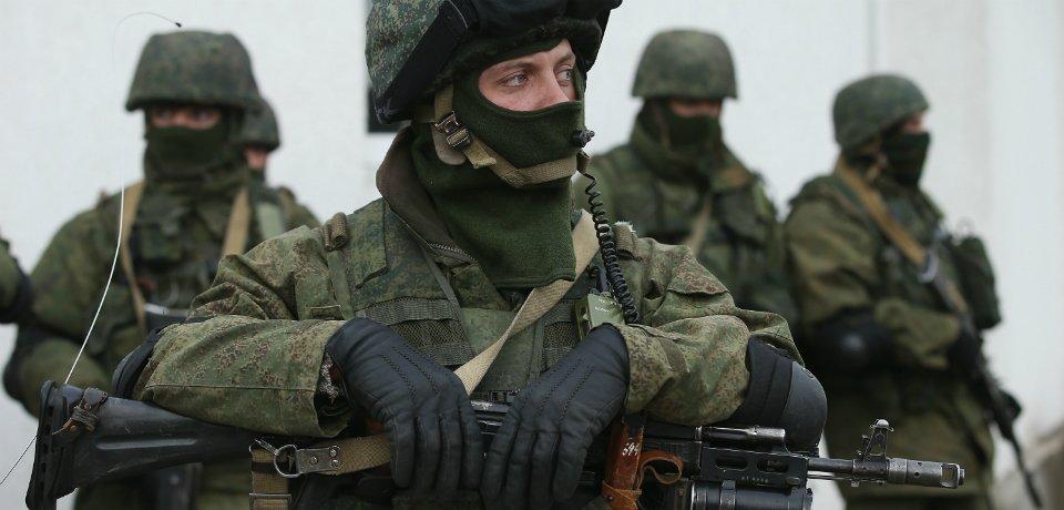 Putin and Poroshenko trade insults as renewed Russia-Ukraine tensions come to Crimea.