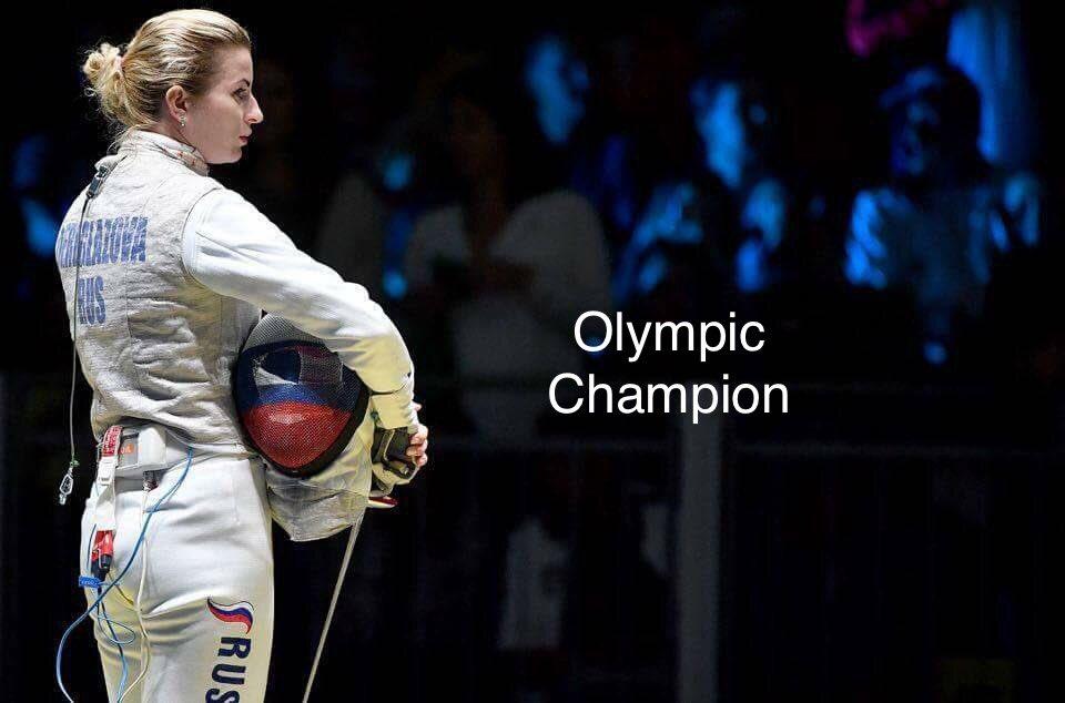 What a #gold medal match! Deriglazova #RUS wins @ElisaLovesJesi 12-11. Congratulations