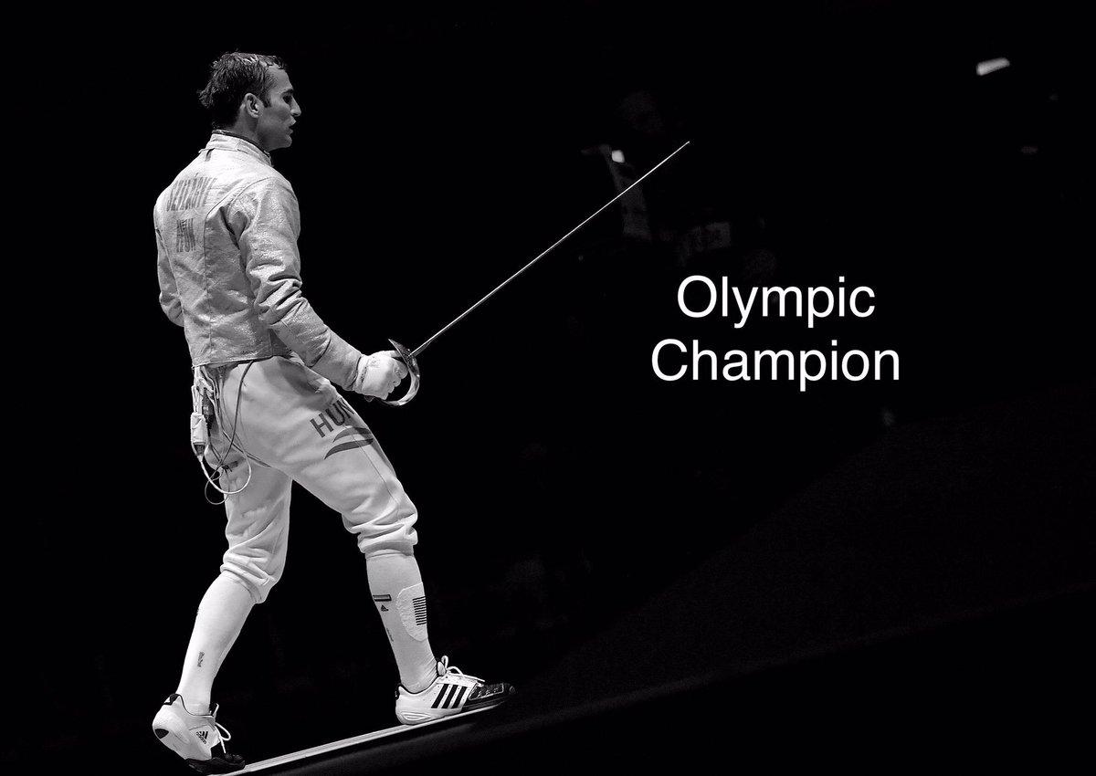 Aron Szilagyi #HUN just won his 2nd #Olympics #Gold medal Big Congrats