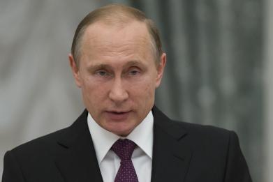 Vladimir Putin accuses Ukraine of new Crimea conflict terror plot