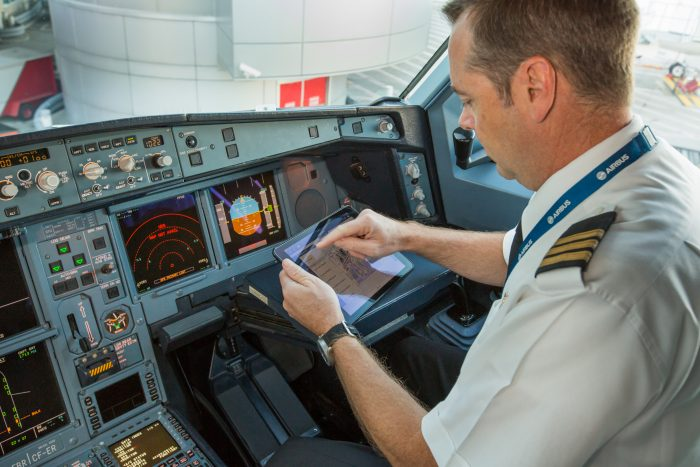 Check out how Qantas pilots and engineers are getting fly with our wifi on RooTales: