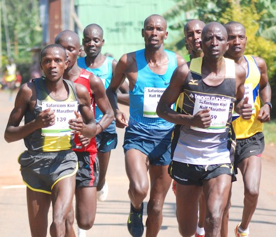 10th edition of Safaricom Kisii Half Marathon set for Friday
