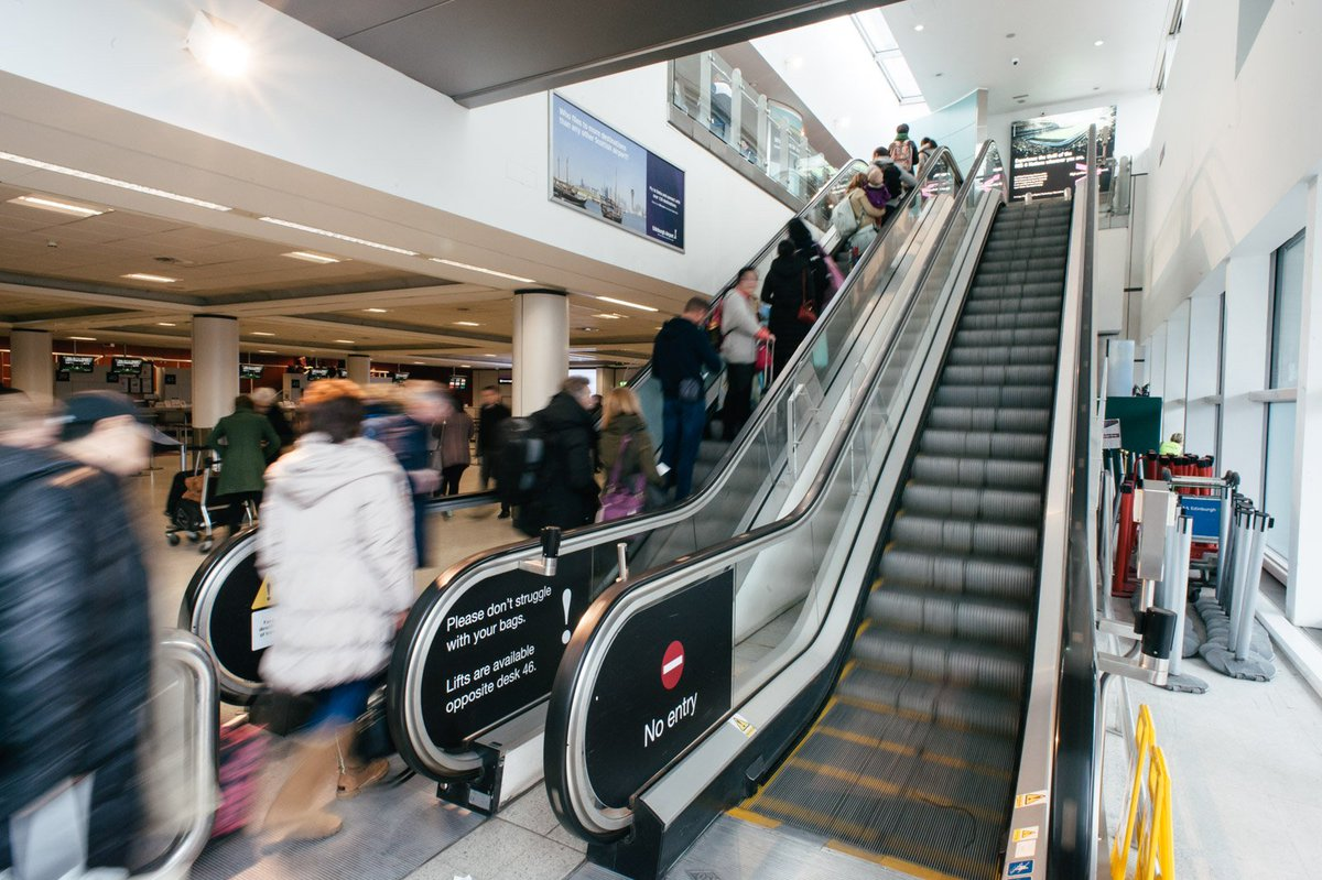 Edinburgh Airport welcomes busiest ever month at Scottish airport