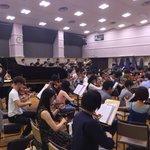 JAGMO8月公演「伝説の交響組曲-THE LEGENDARY SYMPHONIC SUITE-」                               本日、ついにリハーサル初日を迎えました!                               皆様のご来場を心よりお待ち申し上げます!https://t.co/uBF6JgTV0M https://t.co/9XPLZXCvbD